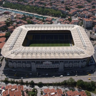corycos group fenerbahce stadium