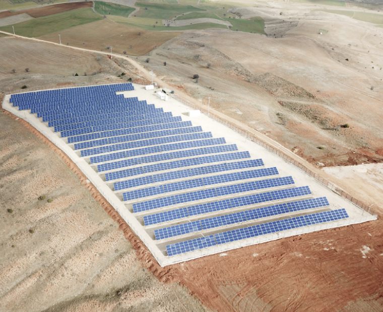 corycos group solar farm afyon