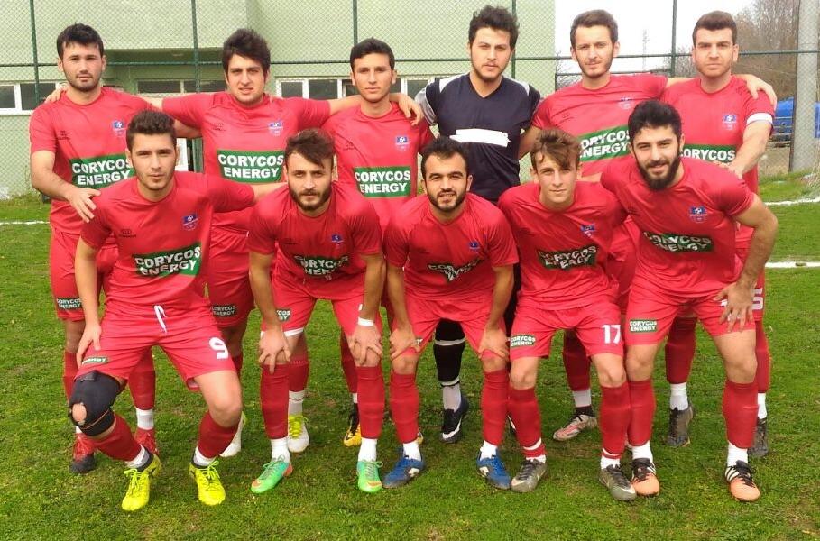 corycos group futbol takımı Sapanca